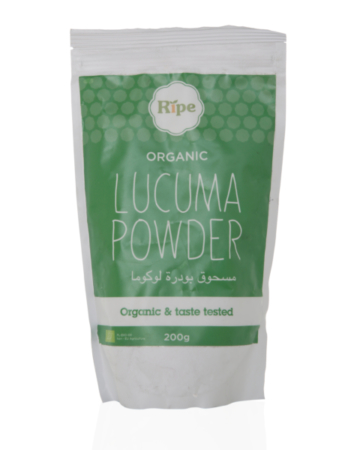 Ripe Organic Superfoods - Lucuma Powder