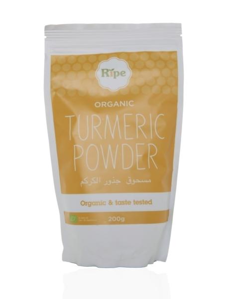 Ripe Organic - Turmeric Powder