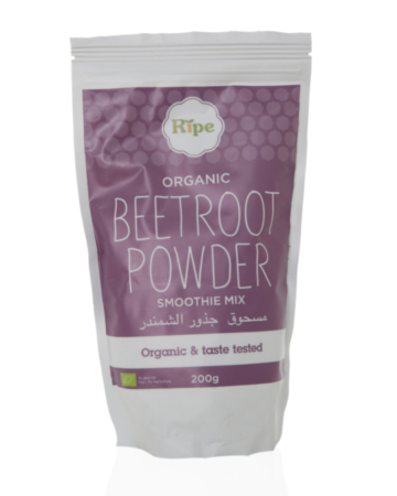 RIPE ORGANIC-ORGANIC BEETROOT POWDER
