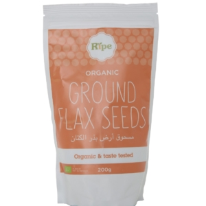 Ripe Organic - Ground Flax Seeds