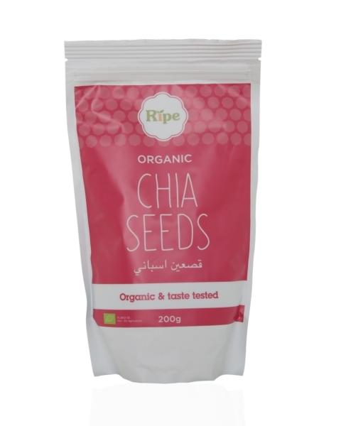 Ripe Organic - Chia Seeds