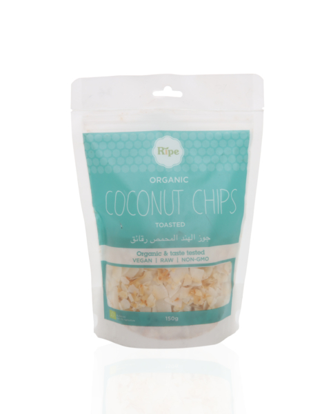 Ripe Organic Toasted Coconut Chips