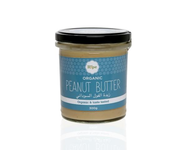 Ripe Organic Peanut Butter
