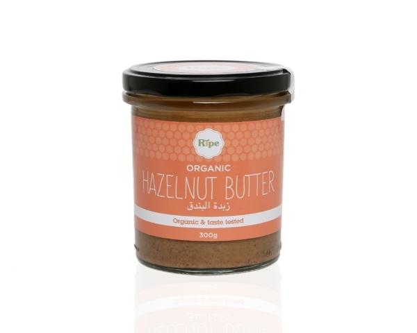 Ripe Organic - Hazelnut Butter