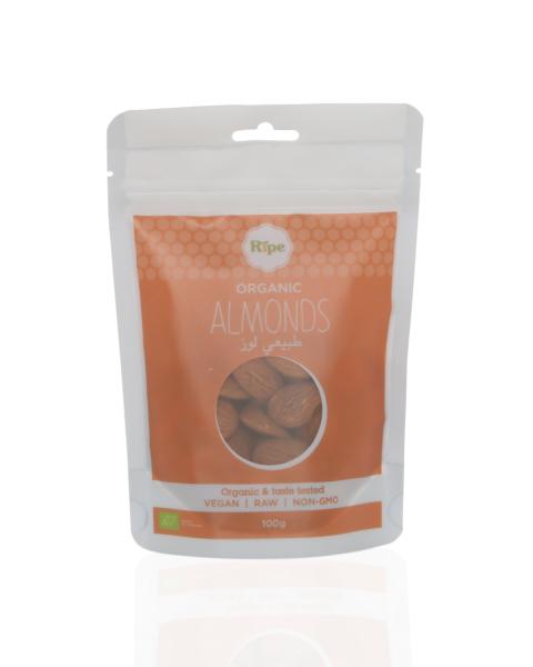 Ripe Organic - Organic Almonds