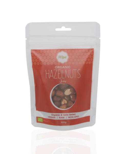 Ripe Organic - Organic Hazelnuts