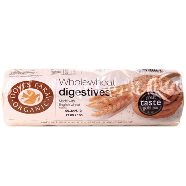 Ripe Organic -Organic Digestive Biscuits