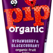Strawberry And Blackcurrant Juice, Pip Organic