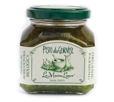 RIPE ORGANIC- La Macina Ligure, Organic Pesto Available in Dubai and Abu Dhabi, UAE.