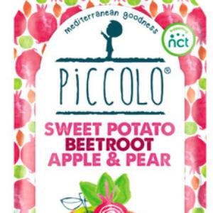 Ripe Organic-Beetroot Apple Pear-Piccolo