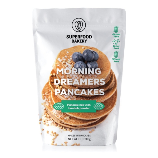 Ripe Organic-Pancakes Mix-Superfood Bakery