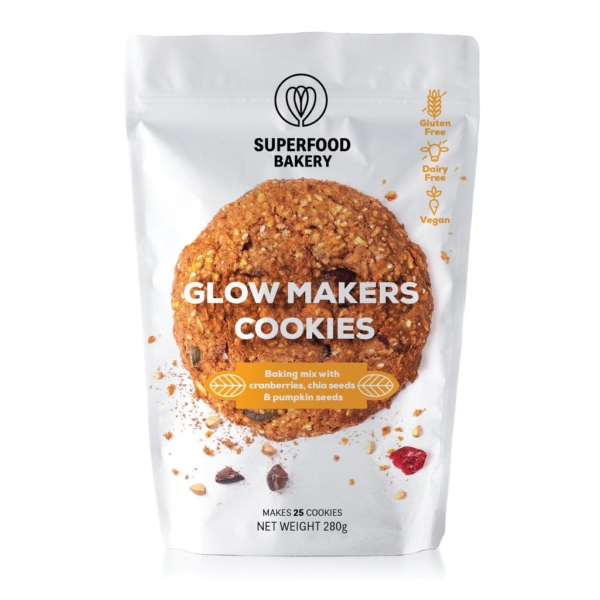 Ripe Organic-Glow Makers Cookies-Superfood Bakery