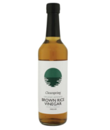Brown Rice Vinegar, Clearspring