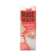 Organic Hazelnut Drink, Rude Health