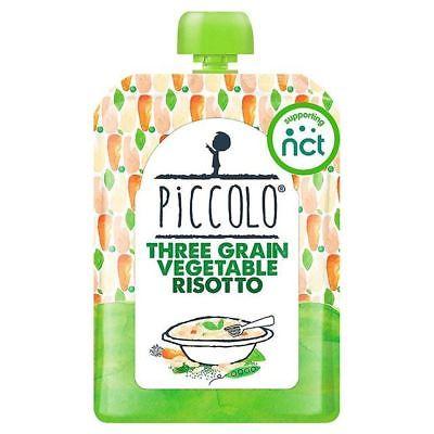 Ripe Organic-3 Grain vegetable Risotto-Piccolo