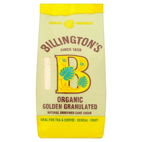 Ripe Organic – Organic Food Online - Billington's Granulated Cane Sugar