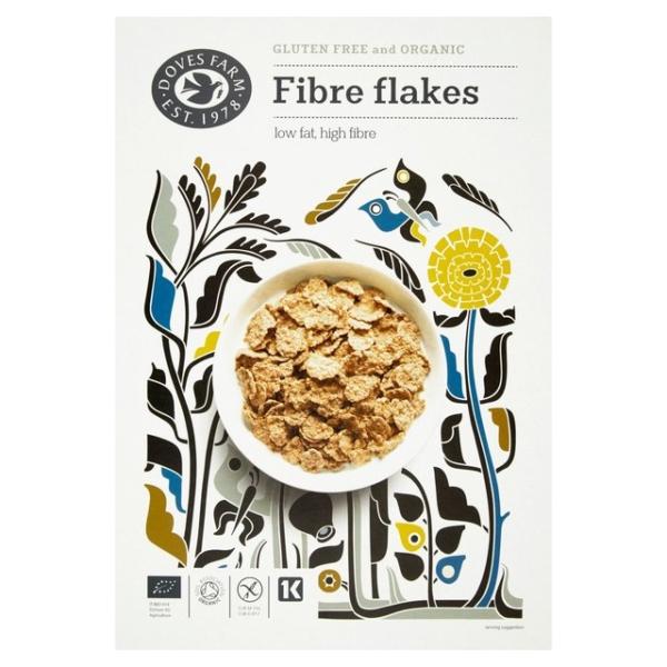 Ripe Organic - Organic Fibre Flakes