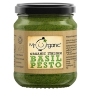 Basil Pesto, Mr Organic