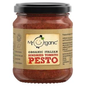 Ripe Organic Sundried Tomato Pesto