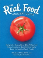 The Real Food Grocery Guide, Cookbook