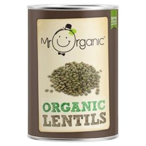 Ripe Organic Lentils