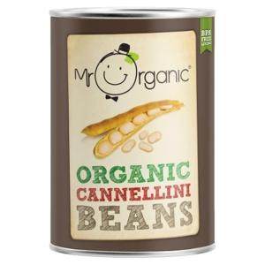 Ripe Organic Cannellini beans