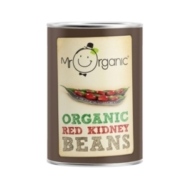 Red Kidney Beans, Mr. Organic