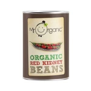 Ripe Organic Red kidney beans