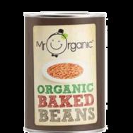 Baked Beans, Mr Organic
