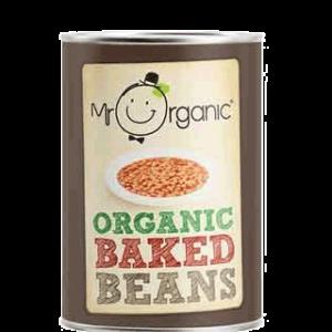 Ripe Organic Baked Beans