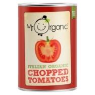 Chopped Tomatoes, Mr. Organic