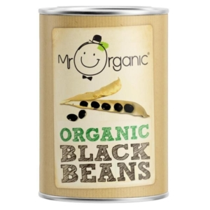 Ripe Organic Black Beans from Mr. Organic