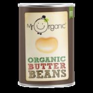 Butter Beans, Mr. Organic