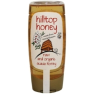 Raw and Organic Acacia Honey, Hilltop