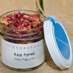 Ripe Organic- Rose Petals-Steenbergs