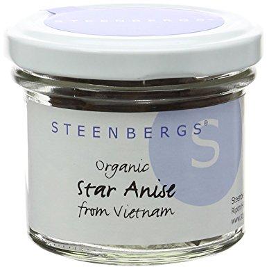 Ripe Organic-Star Anise-Stee