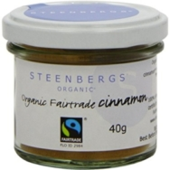 Cinnamon Powder Fairtrade, Steenbergs