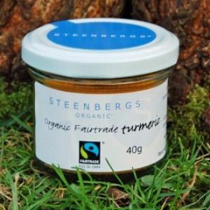 Ripe Organic-Turmeric Powder-Steenbergs