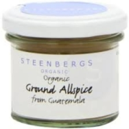 Ground Allspice Powder, Steenbergs