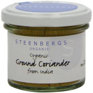 Ripe Organic coriander powder