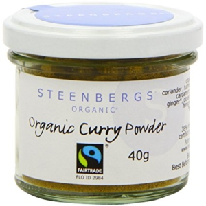 Ripe Organic-Steenbergs-Curry Powder