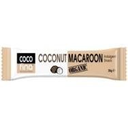 Organic Coconut Macaroon Bar, Cocofina