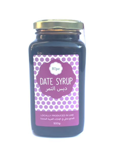 Ripe Organic Date Syrup