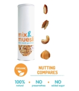 Nutting Compares, Mix & Muesli