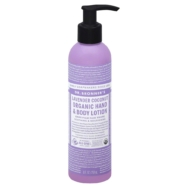 Organic Lavender Coconut Lotion, Dr. Bronner
