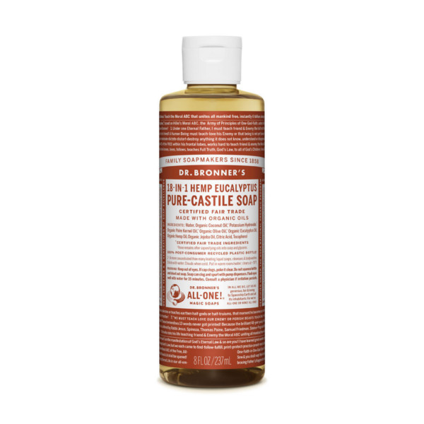 Ripe Organic - Body care - Organic liquid soaps