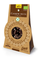 Organic Cashew Nuts in Chocolate, Doti