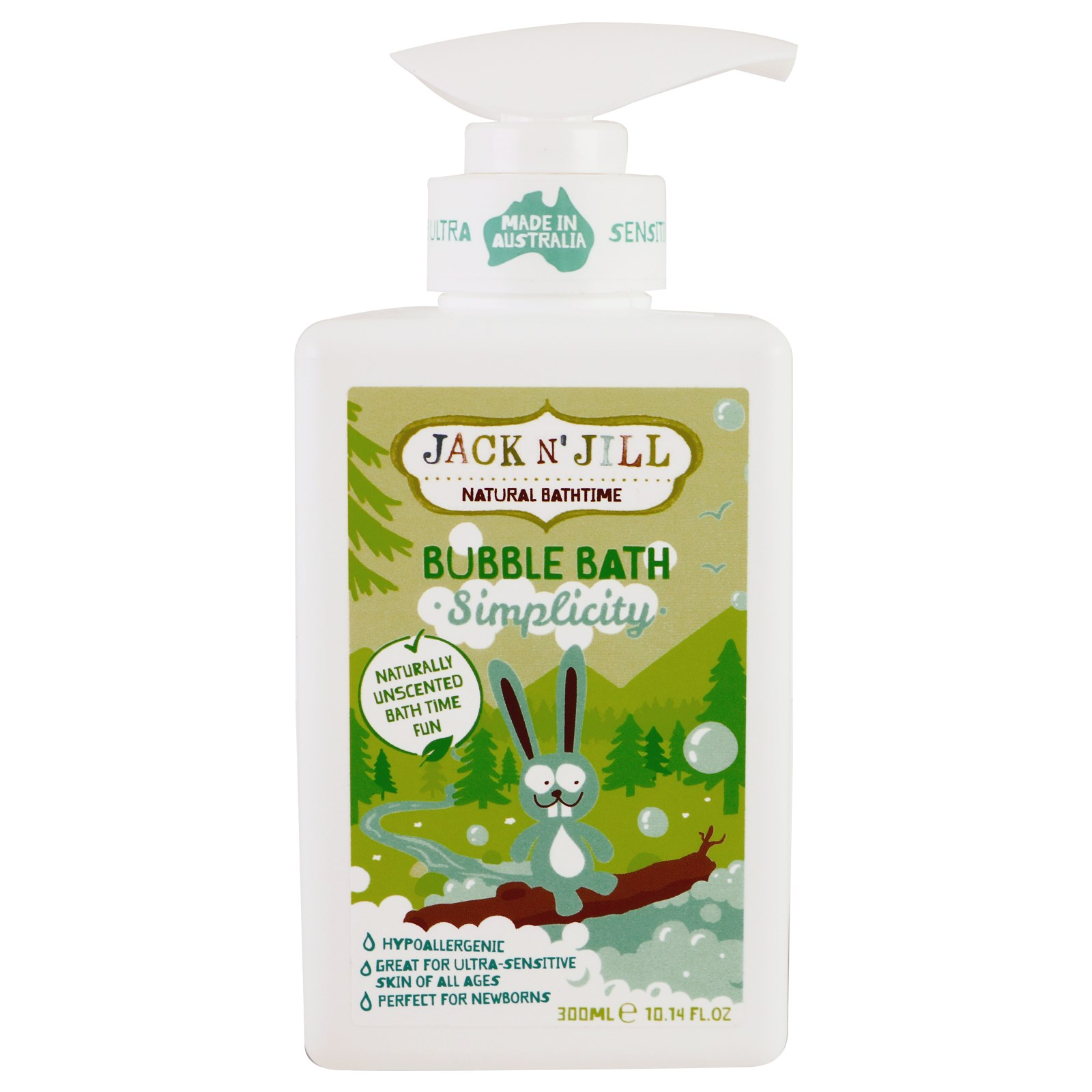 Ripe Organic Bubble Bath from Jack N' Jill