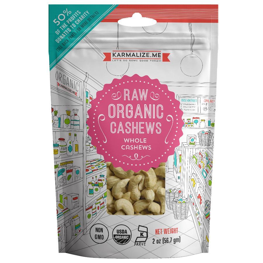Ripe Organic - Cashew nuts