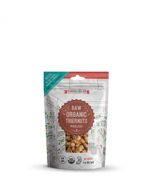 Ripe Organic Tigernuts
